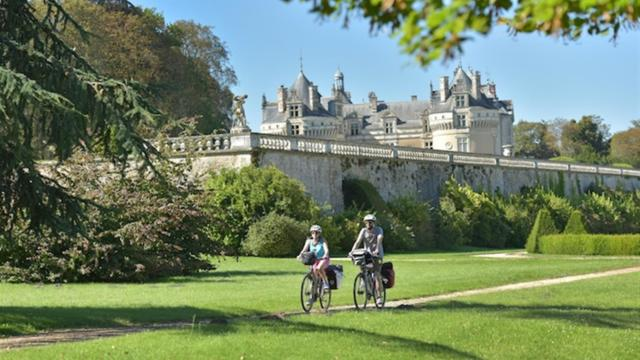 Vallée du Loir à vélo Le Lude
