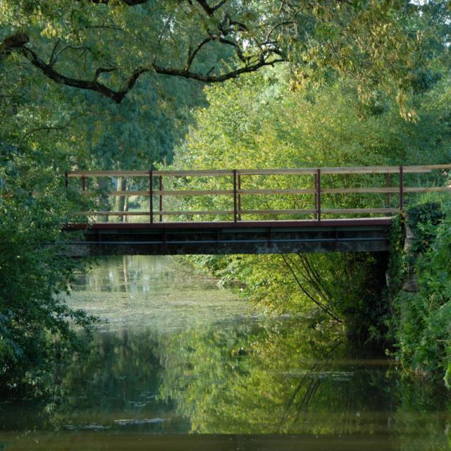Pont de Vaas - Vallée du Loir et Le Loir
