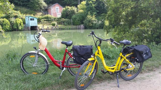 Vélo Vallée Du Loir