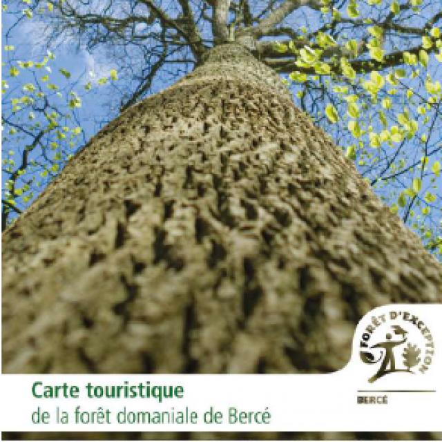 Couv Carte Foret De Bercé