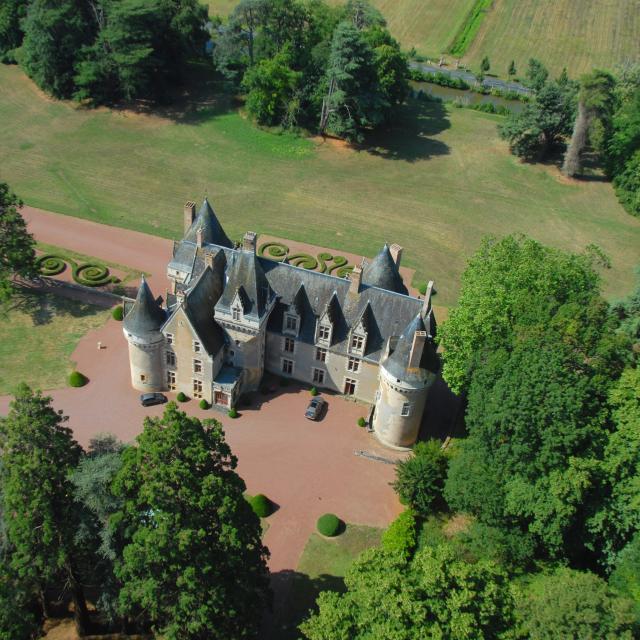 Château De Gallerande Luché Pringé
