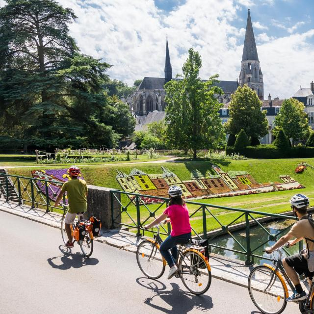 Vélo à Vendôme