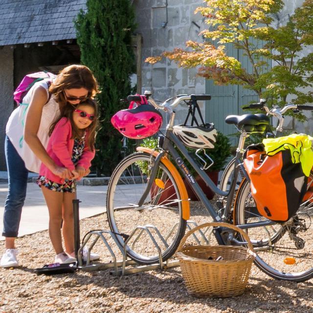 La vallée du Loir à vélo - Comité Itinéraire Stevan Lira