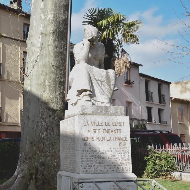 Monument aux morts de Céret