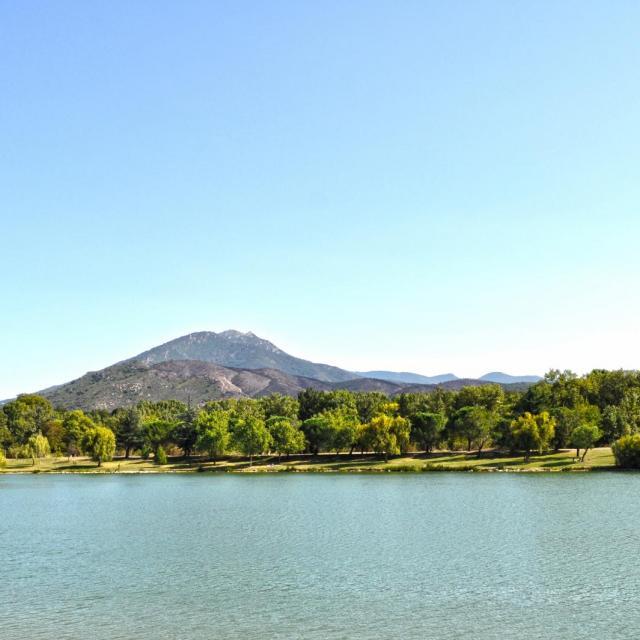 Lac de Saint-Jean