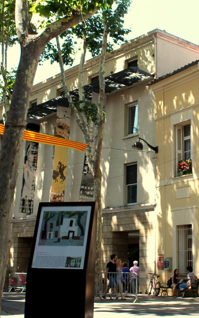 Mairie de Céret & Musée d'Art Moderne de Céret