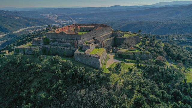 Fort Belle Garde Le Perthus