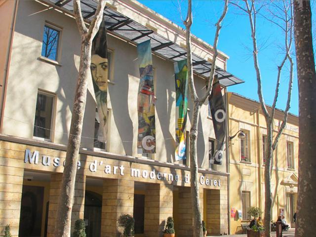 Musee Art Moderne Ceeret Musee