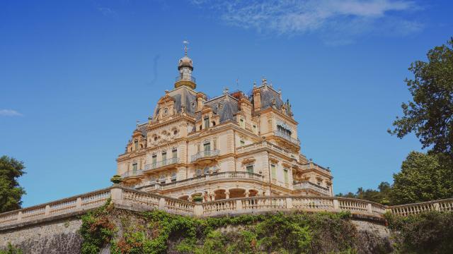 Chateau D'aubiry