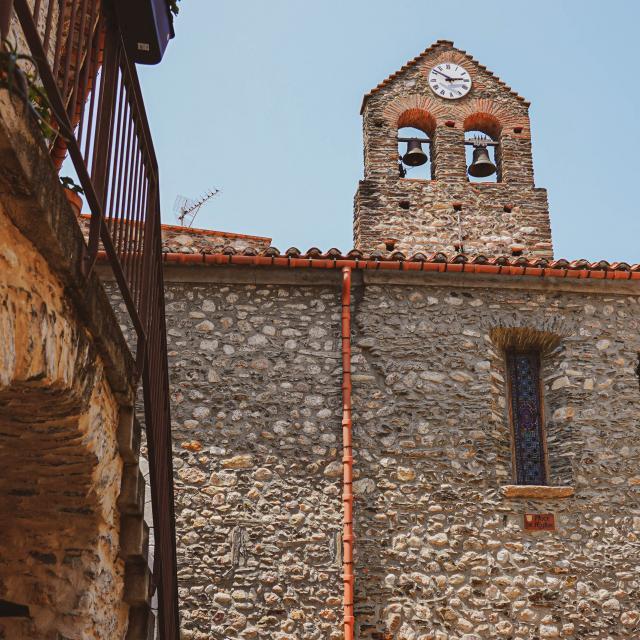 église Saint Michel Vivès