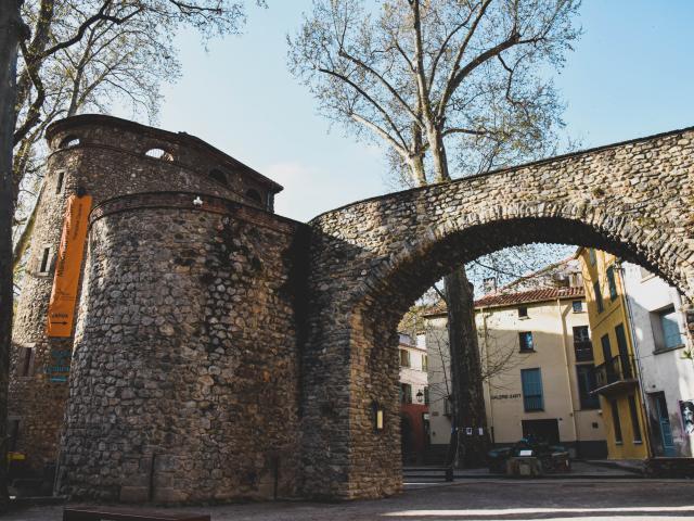 Porte d'Espagne à Céret