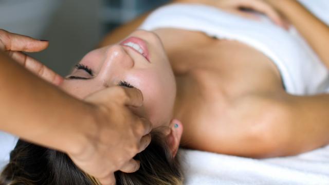Massage thermal