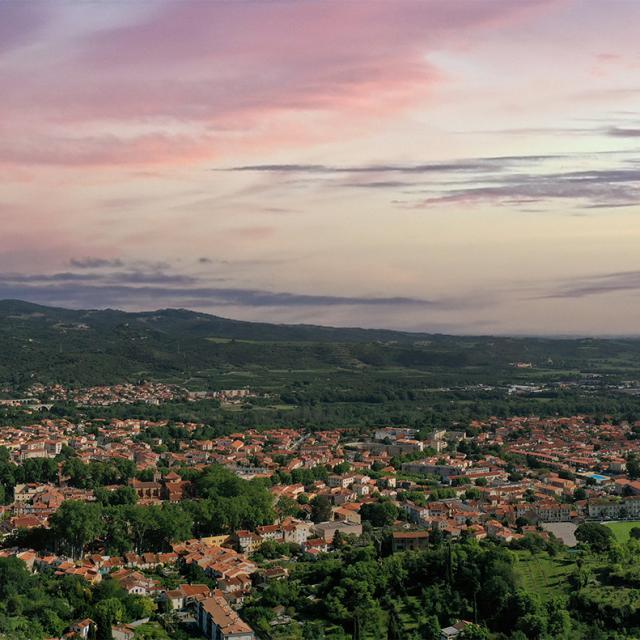 Panorama du Vallespir