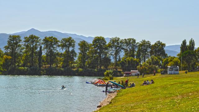Activités Lac Saint Jean Pla de Corts