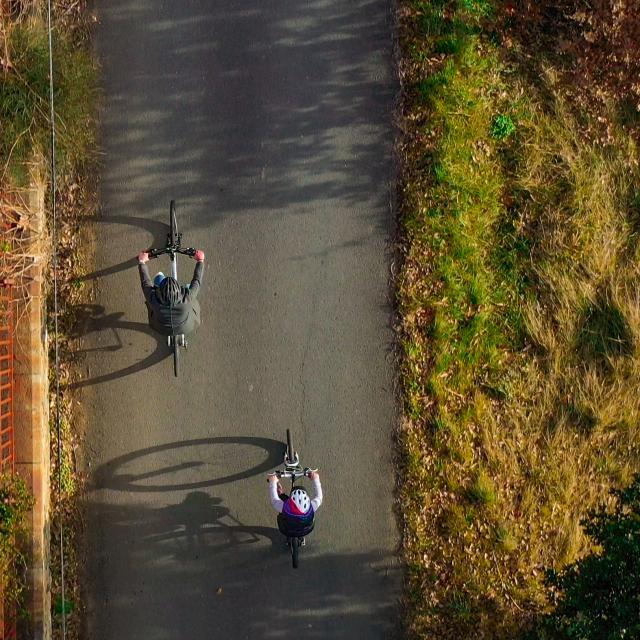 Vélos voie verte