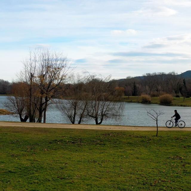 Lac de Saint-Jean-Pla-de-Corts