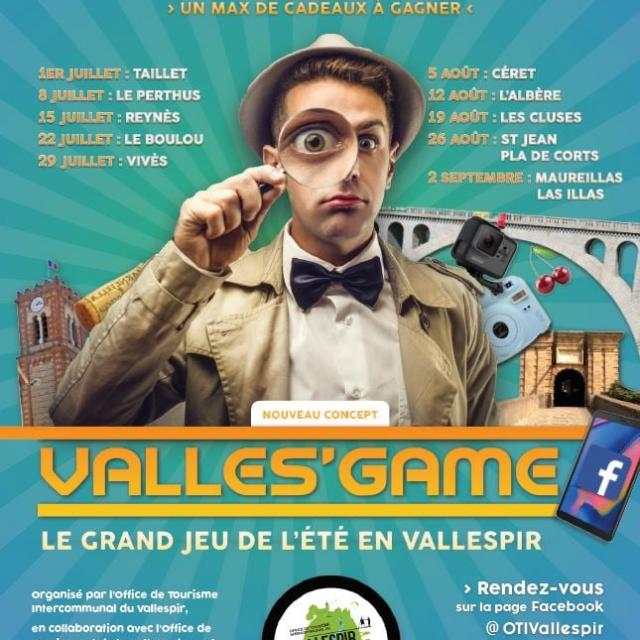 Valles'game