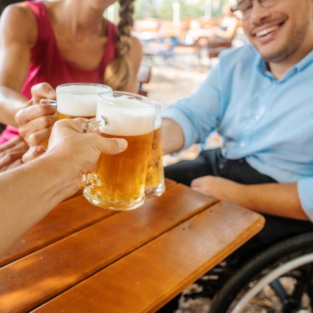 restaurant handicap