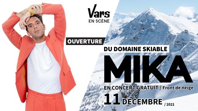 Affiche Mika Web