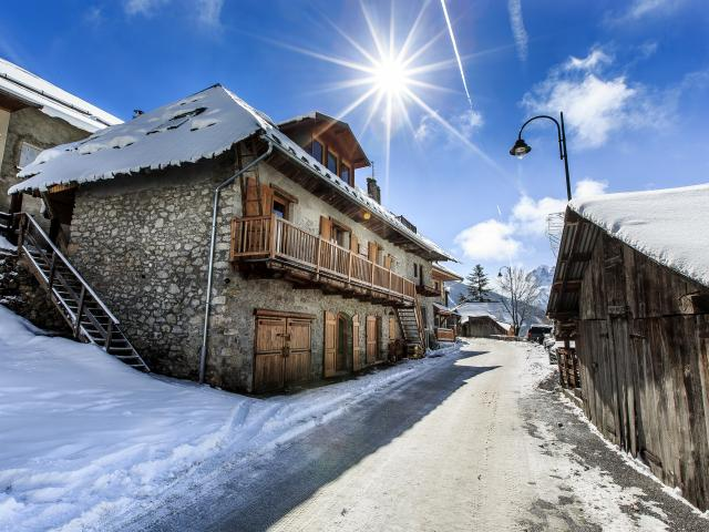 Village de Vars Sainte Catherine