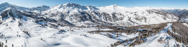 Domaine skiable de Vars