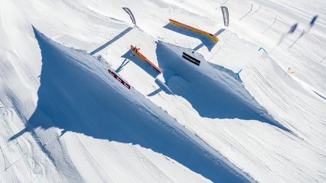 Snowpark de l'Eyssina