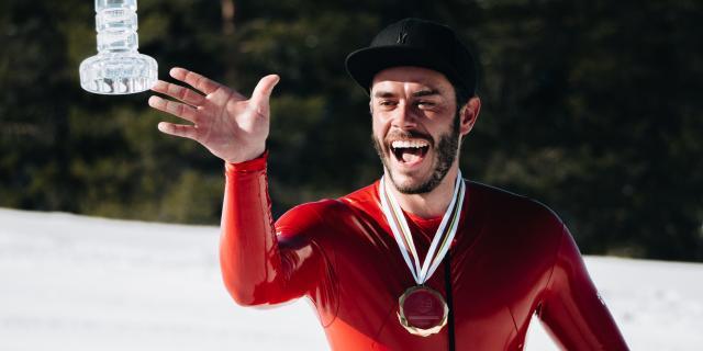 Simon Billy Remporte Le Globe De Cristal 2021
