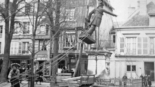 Parcours de mémoire 39/45 à Vendôme