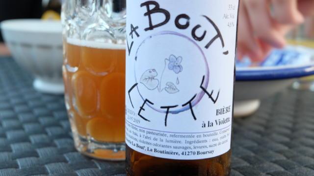 Bières artisanales Boursay