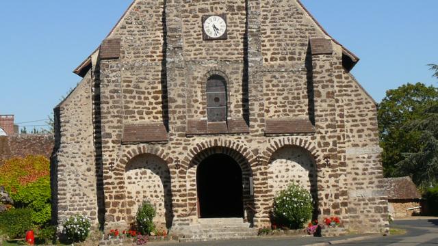 Eglise de La Fontenelle