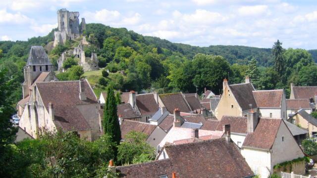 Lavardin, l'unique Plus Beaux Villages de France de Loir-et-Cher