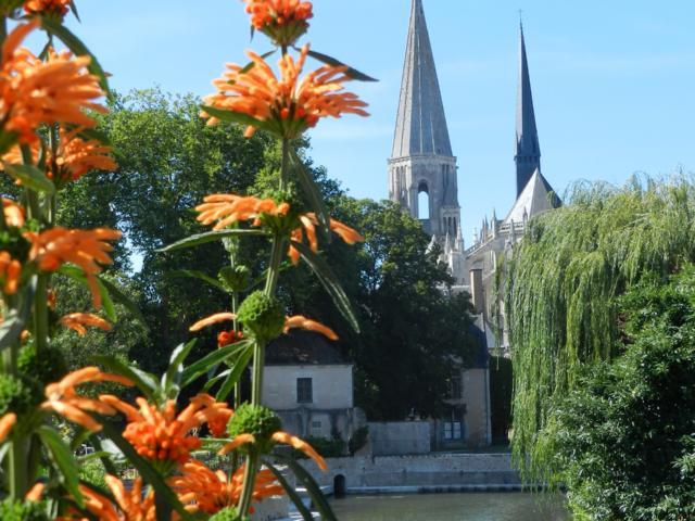 Abbaye de la Trinité à Vendôme