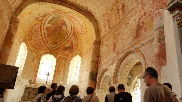 Eglise Saint-Genest à Lavardin