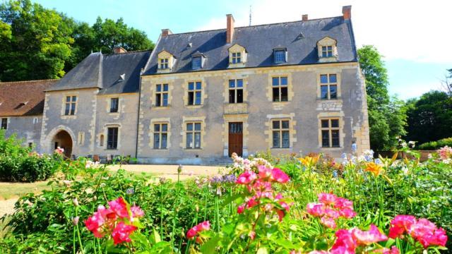 Maison natale de Ronsard à Vallée de Ronsard / Couture-sur-Loir