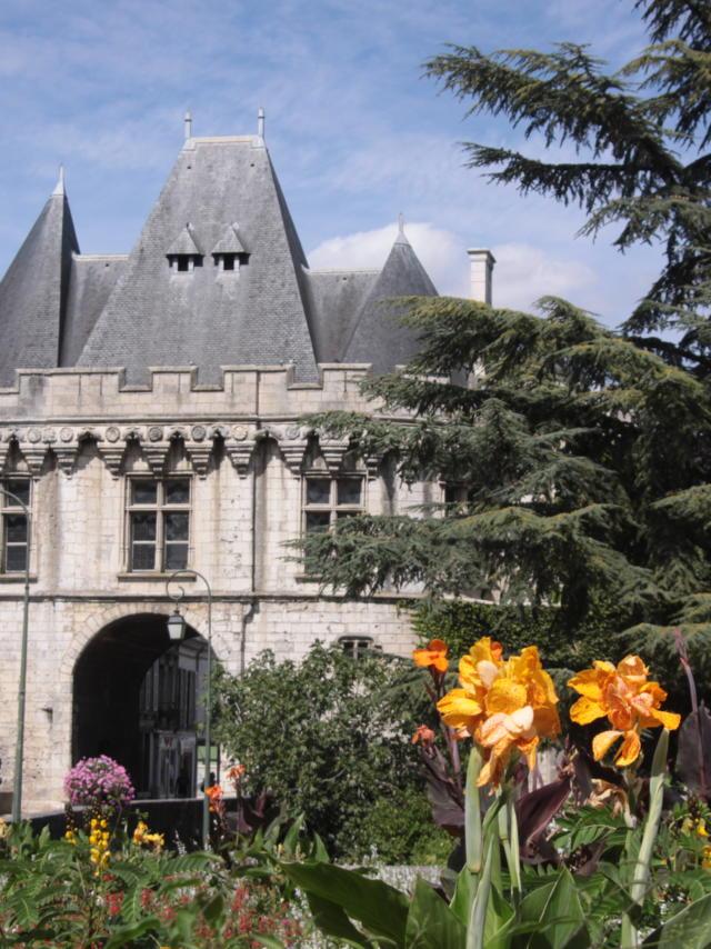 La porte Saint-Georges à Vendôme