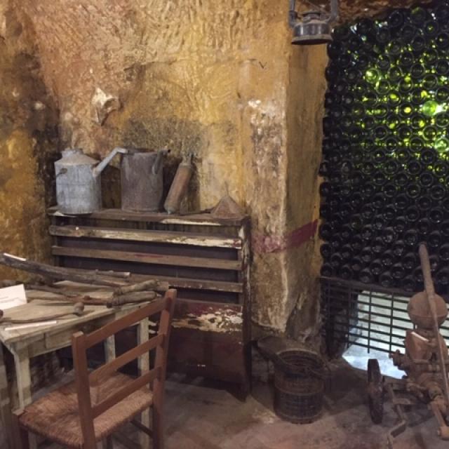 Musée De La Vigne à Trôo