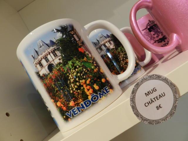Mug Vendôme - Boutique Office de Tourisme à Vendôme