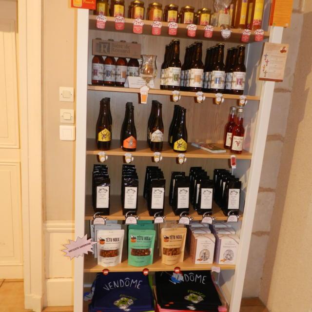 A boire à déguster - Boutique Office de Tourisme à Vendôme