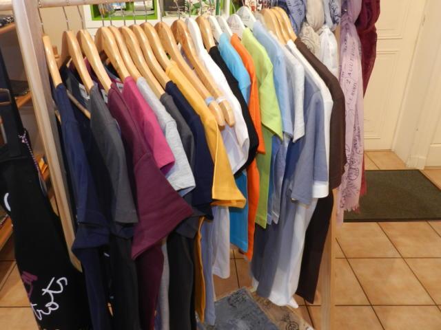 Tee-shirts (divers coloris et styles) - Boutique Office de Tourisme à Vendôme