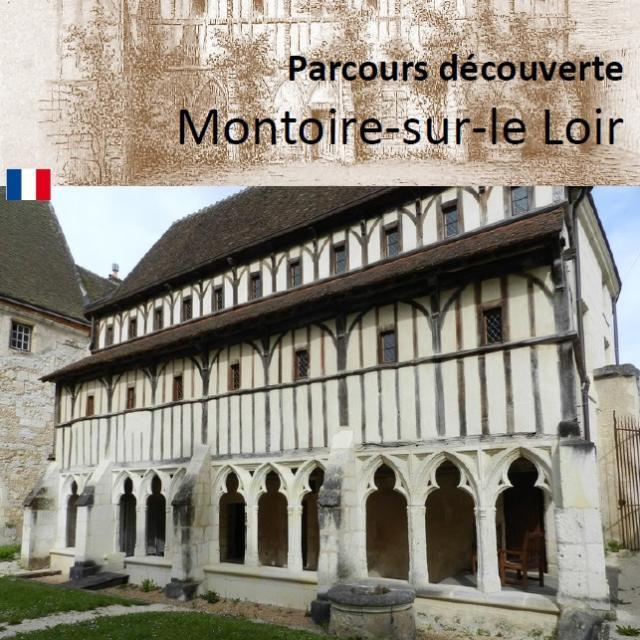 Parcours découverte de Montoire-sur-le Loir