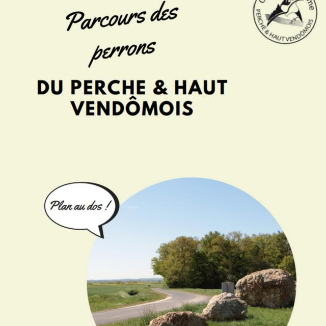Parcours des Perrons du Perche et Haut Vendômois