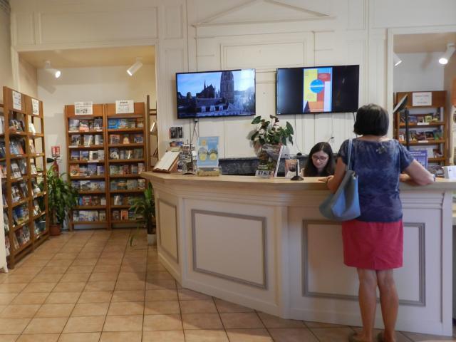 Accueil Office de Tourisme de Vendôme