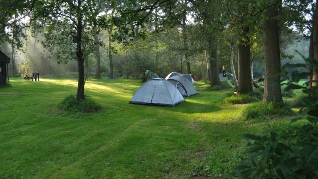 Camping en Vallée du Loir