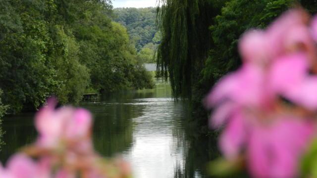 Le Loir à Montoire-sur-le Loir