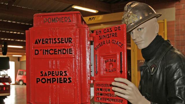 Musée des sapeurs-pompiers de Vendôme