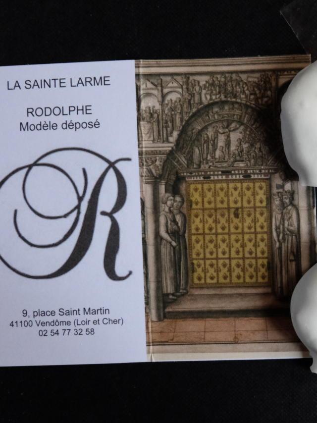 Sainte Larme de chez Rodolphe à Vendôme