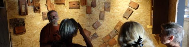 Cabinet de curiosités et musée de la tuile