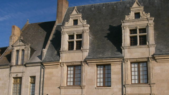 Maison Renaissance à Montoire-sur-le Loir