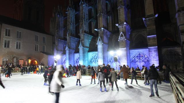 Abbaye On Ice à Vendôme