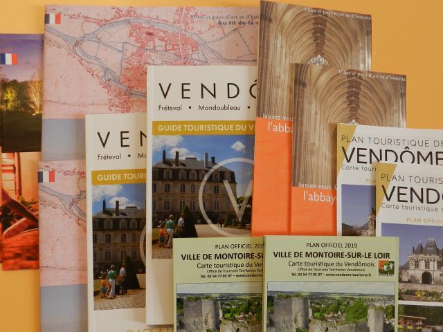 Brochures Office de Tourisme